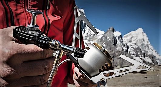 Hornillos para Montaña y Aire Libre: Cómo elegir el más adecuado, por Jorge Miñano.