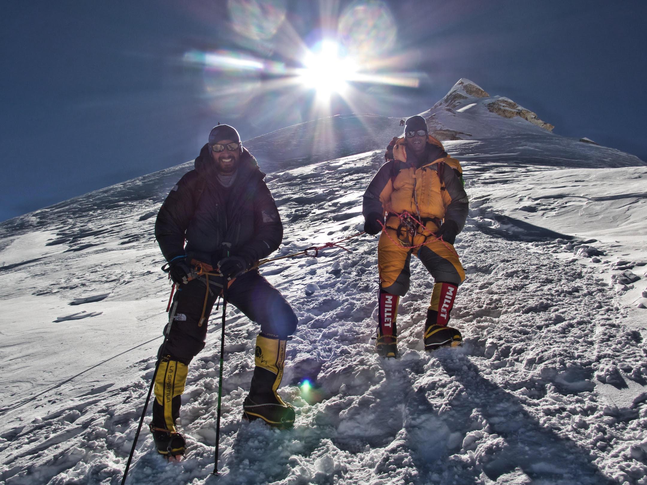 Manaslu, mi primer Ochomil, por Jesus Policarpio. Alpinismo en Himalaya hasta los 8.156 metros.