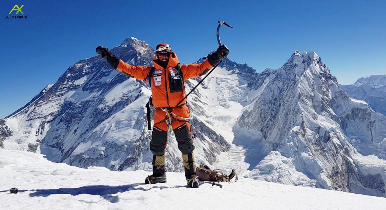 Everest Invernal: La expedición Alex Txikon corona el Pumori (7.161m) Volverán ahora al objetivo principal.