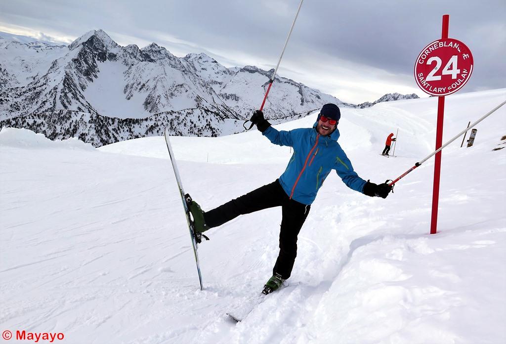 Saint Lary, estación esqui Francia (1958-2018): Info pistas, fotos, comer/dormir, trekking y más, por Mayayo.