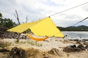 Tarp SuperLight 3 x 2,9 m Amarillo DD Hammocks