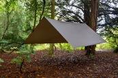 Tarp SuperLight 3 x 2,9 m Coyote DD Hammocks