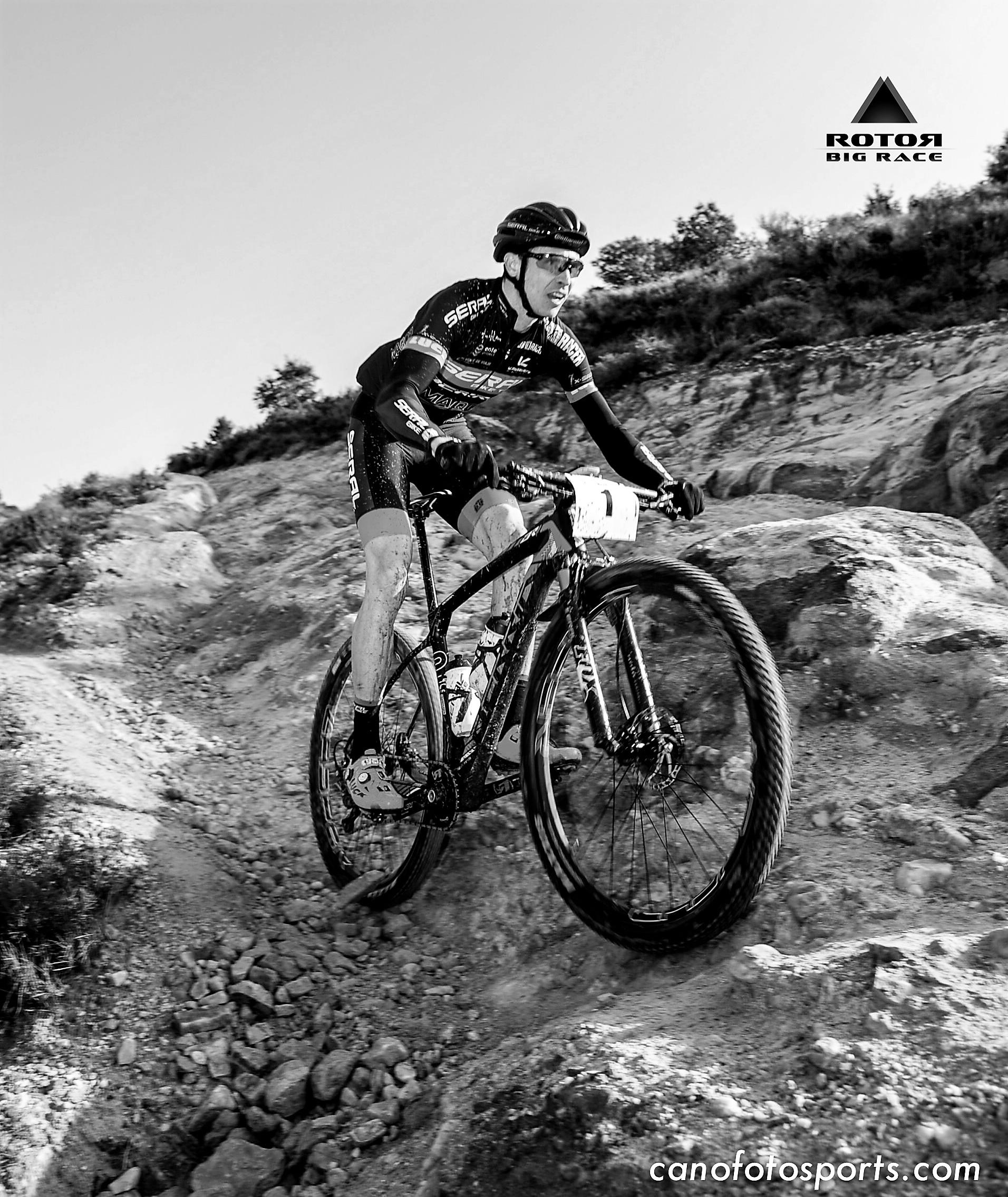BTT MADRID: VUELVE ROTOR BIG RACE. Cuarta edición 22ABR-San Lorenzo El Escorial (86km/D+2.800m)