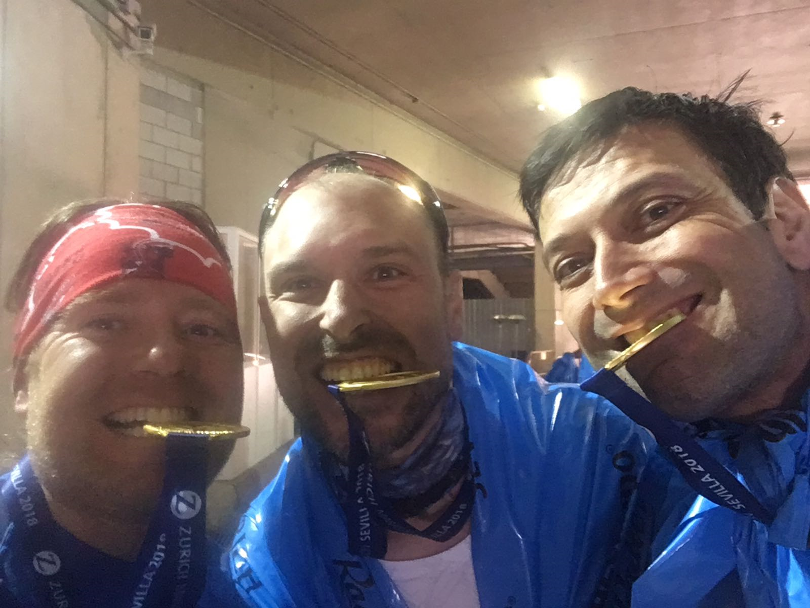 Maratón Sevilla 2.018: Crónica personal por Abel de Frutos