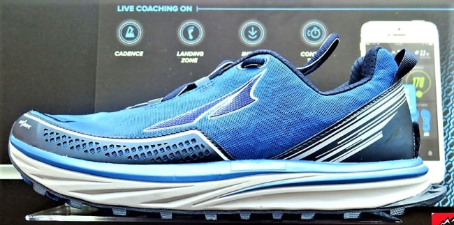 Altra torin IQ running shoes