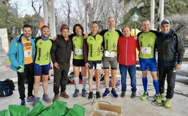 Maratón Solidario de Toledo 2018: Resultados, fotos y crónica por Abel de Frutos.