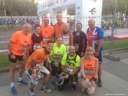 Maraton Madrid 2018 foto 13