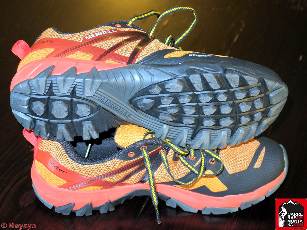 Zapatillas de senderismo Merrell MQM Flex GORE TEX
