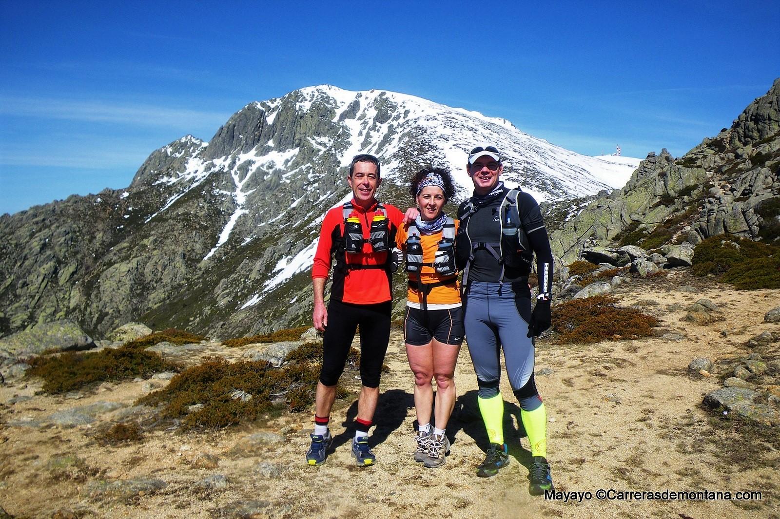 SENDERISMO MADRID: CRUZAPEDRIZA 2018 CELEBRA SU 10ª EDICIÓN 15ABR. Marchas trekking y trail por la Sierra del Guadarrama (10k-19k-27k)