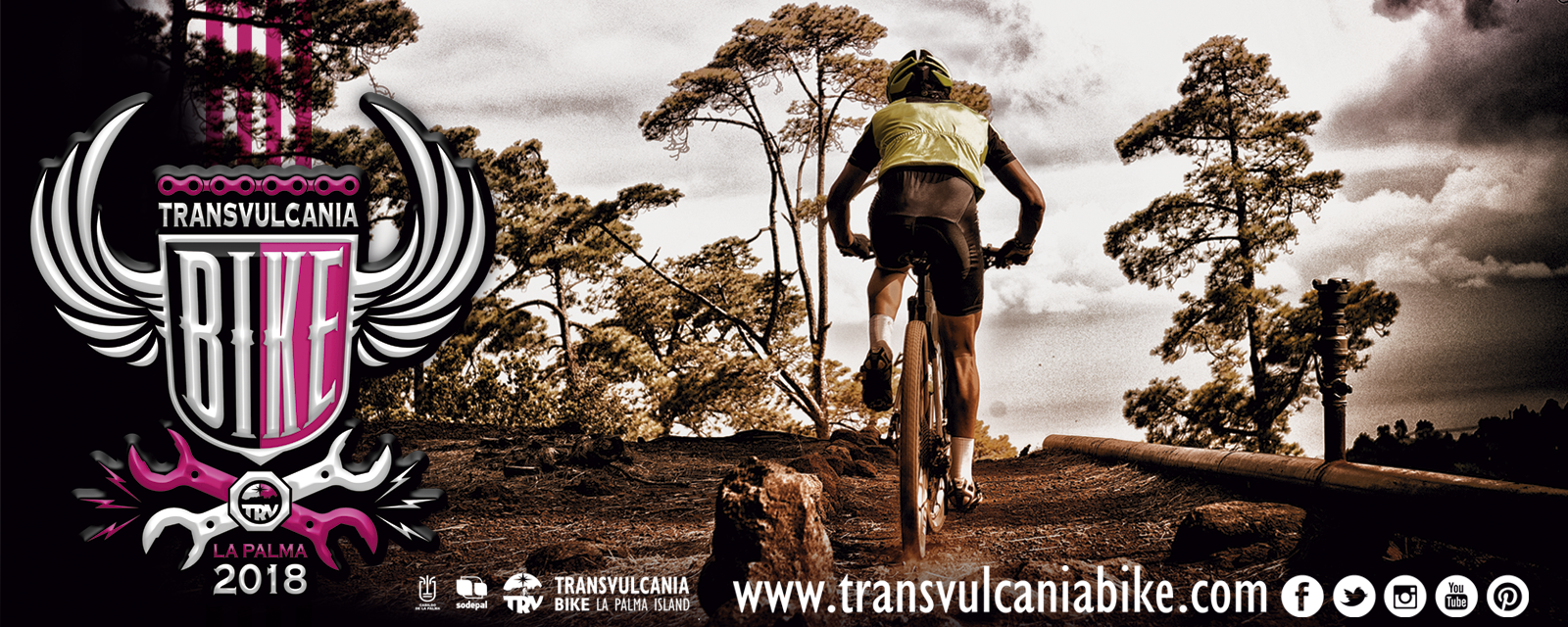 BTT: TRANSVULCANIA BIKE 2018 ABRE INSCRIPCIONES (29SEP/30k-75k-Descenso) Grandes carreras de mountain bike en La Palma