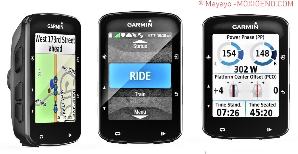 Garmin Edge 520 Plus: Gps ciclismo con nuevas funciones y conectividad ampliada. (PVPR 300€ / Batería 15h)