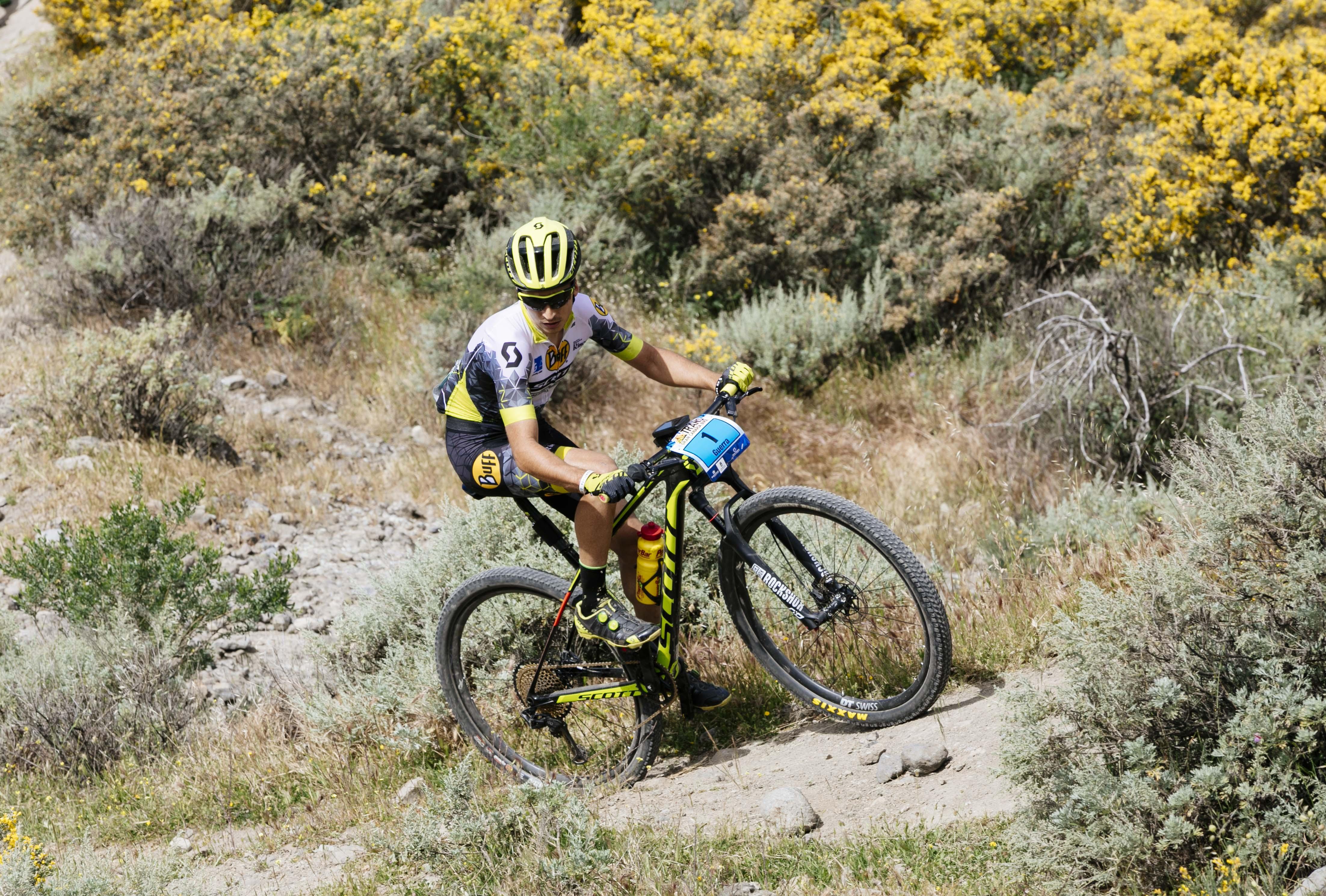 Transgrancanaria Bike 2018, etapa 1: Crónica, resultados, fotos y video. Lideres Francesc Guerra y Lourdes Bethencourt.