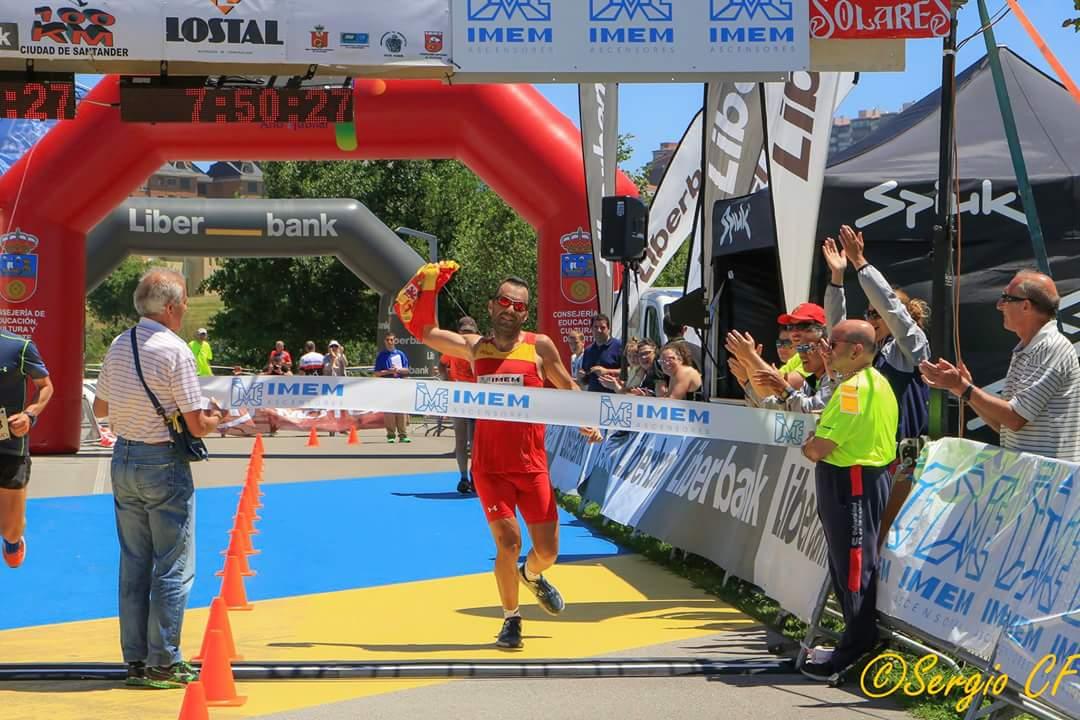 RUNNING Y ULTRAFONDO: LOS 100KM CIUDAD DE SANTANDER. (16JUN/Carreras 100k-50k-Relevos) Previo carrera por Rubén Delgado, campeón 2017