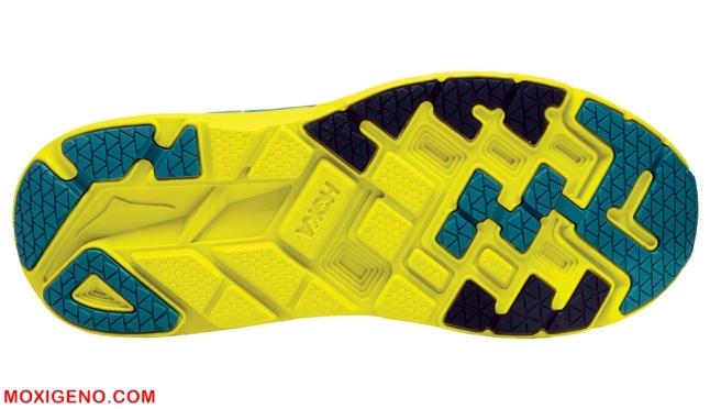 Hoka One One Clifton 5 Zapatillas running maximalistas 6