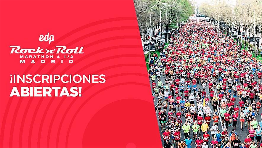 MARATON MADRID 2019 ABRE INSCRIPCIONES HOY: 39.000 dorsales para las carreras de Maratón, Media Maratón y 10k del próximo 29 de Abril
