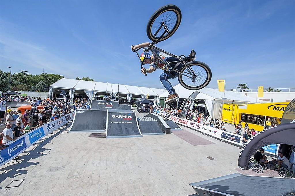 BMX Freestyle: Convocado el primer Campeonato de España RFEC. (Leganés-28/29SEP). Deporte olímpico Tokio 2020.