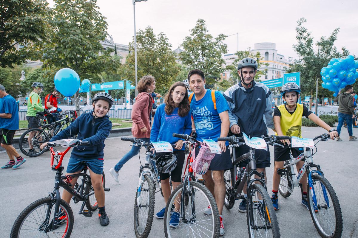 FIESTA DE LA BICICLETA MADRID 2018 (7OCT): ¡Celebramos 40 años de la fiesta de la bici en Madrid!