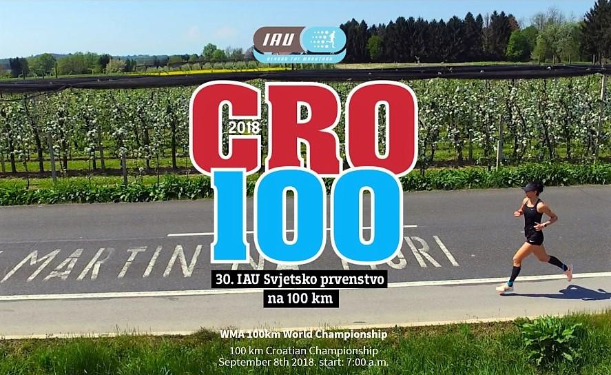 RUNNING Y ULTRAFONDO: LLEGA EL MUNDIAL 100KM IAU 2018. 8SEP EN CROACIA. Programa y selección española RFEA.