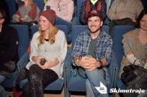 skimetraje 2018 Mirte Van Dijk y Aymar Navarro