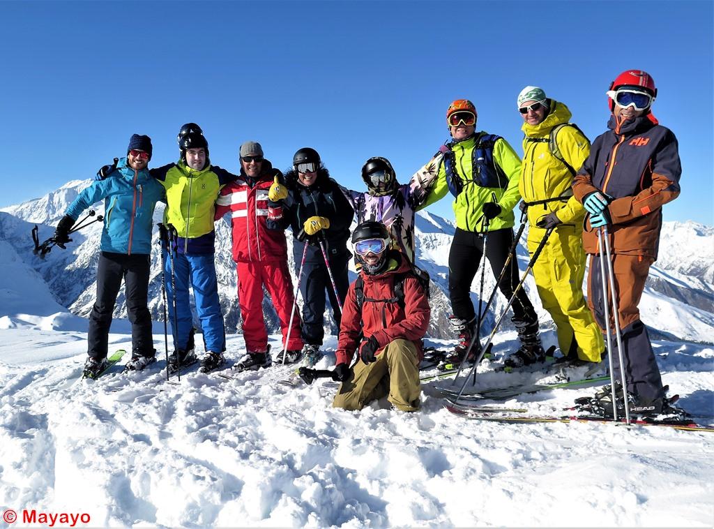 Esqui Francia 2018-19: El Pirineo Frances estrena temporada, con 38 estaciones de esqui y más de mil pistas.
