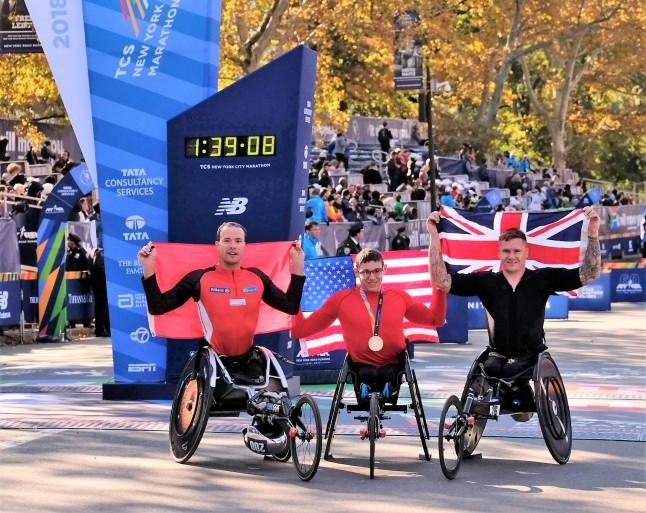 Maraton Nueva York 2018 fotos NYC Marathon 2