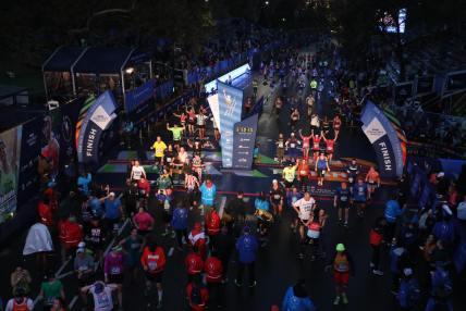 Maraton Nueva York 2018 fotos NYC Marathon