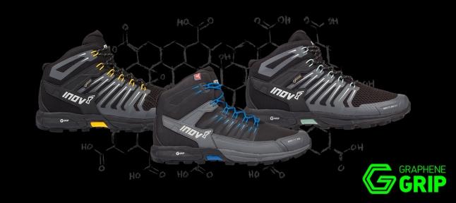Inov-8 G-Series trekking boots
