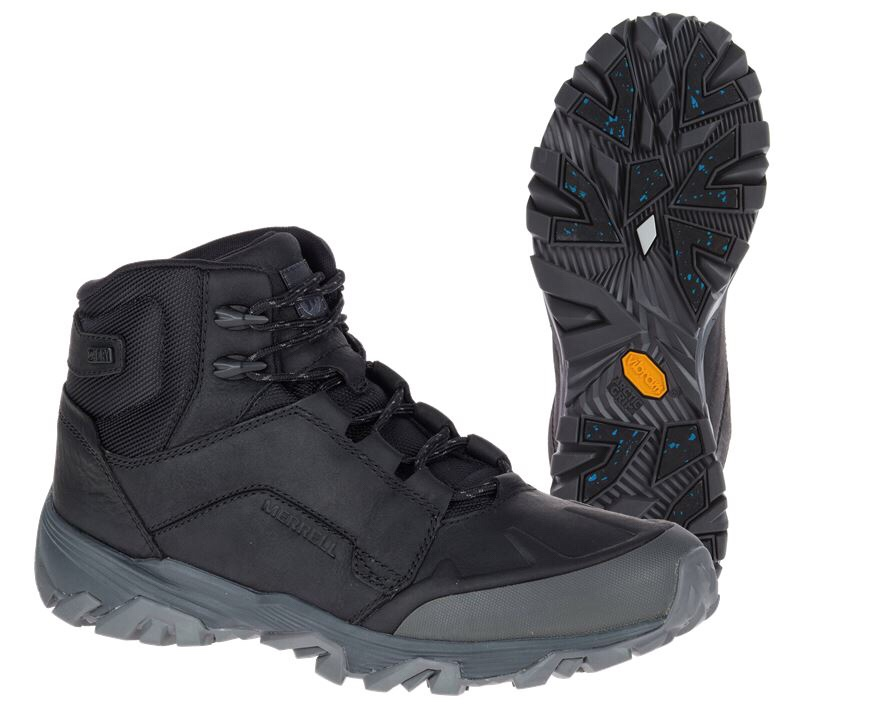 VIBRAM ARCTIC GRIP: Novedades botas trekking y montaña para hielo y nieve. Bestard, Dolomite, Merrell, Nitro y Reima