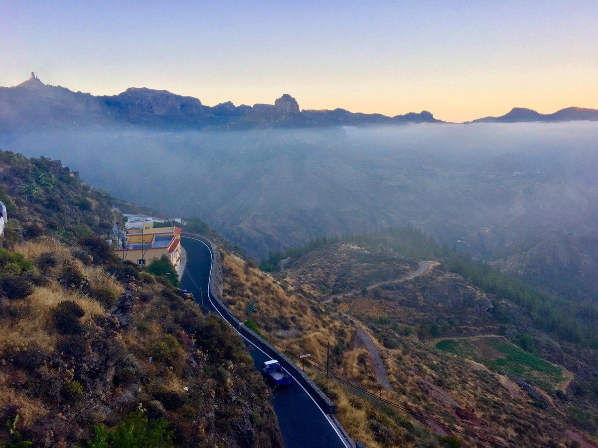 Cicloturista Gran Canaria Bike Week (2-8DIC/500km) Arranca la trigésima edición de una clásica del ciclismo popular.