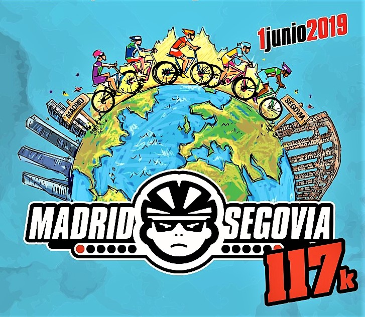 BTT: MADRID SEGOVIA EN MOUNTAIN BIKE 2019 (1JUN): ¡INSCRIPCIONES ABIERTAS! DOS MIL DORSALES PARA SUS 117KM