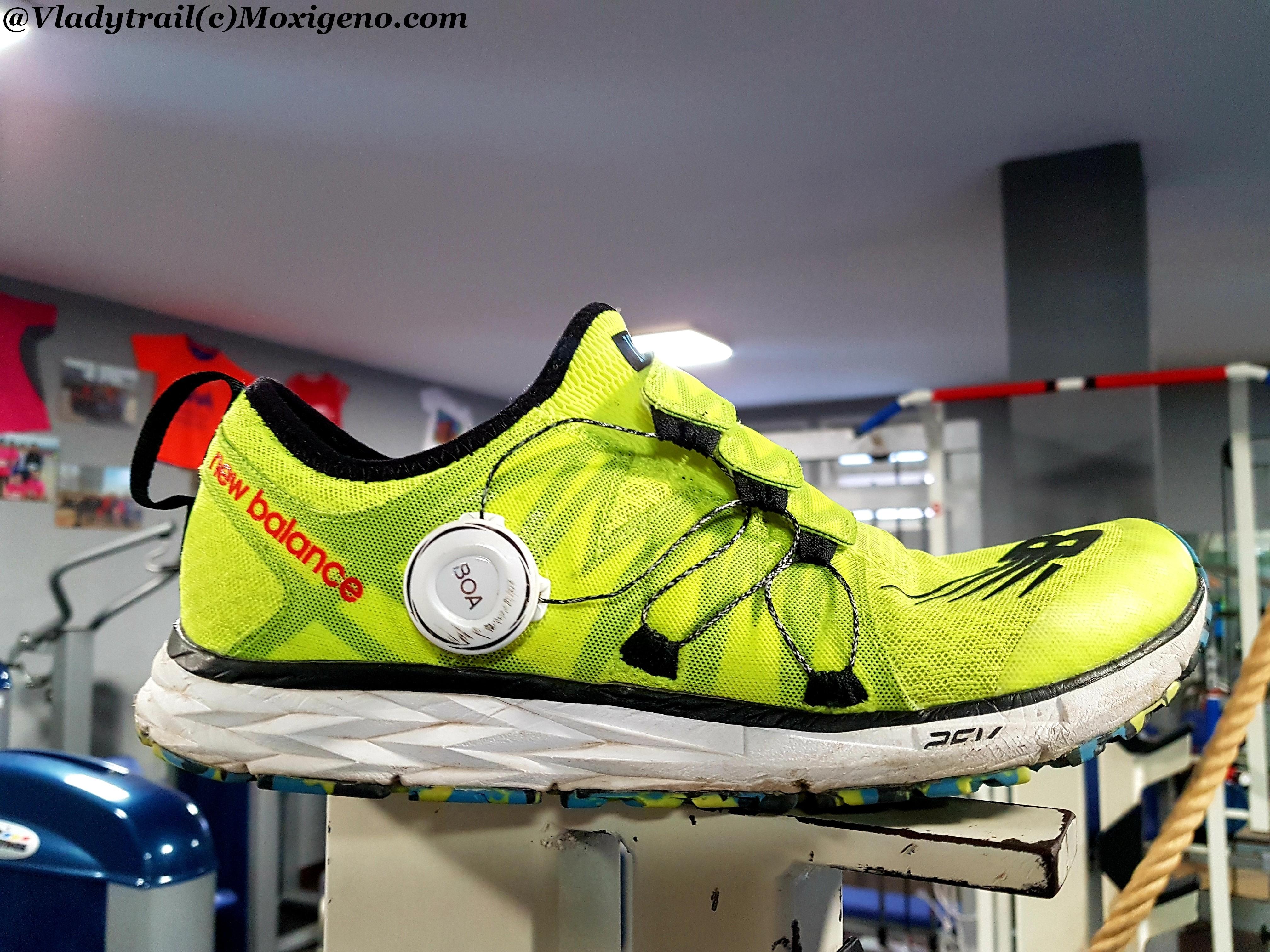 NEW BALANCE 1500 T2 (240gr/Drop 6): Zapatillas running Voladoras de asfalto con cierre BOA. PRUEBA 200KM POR @VLADYTRAIL