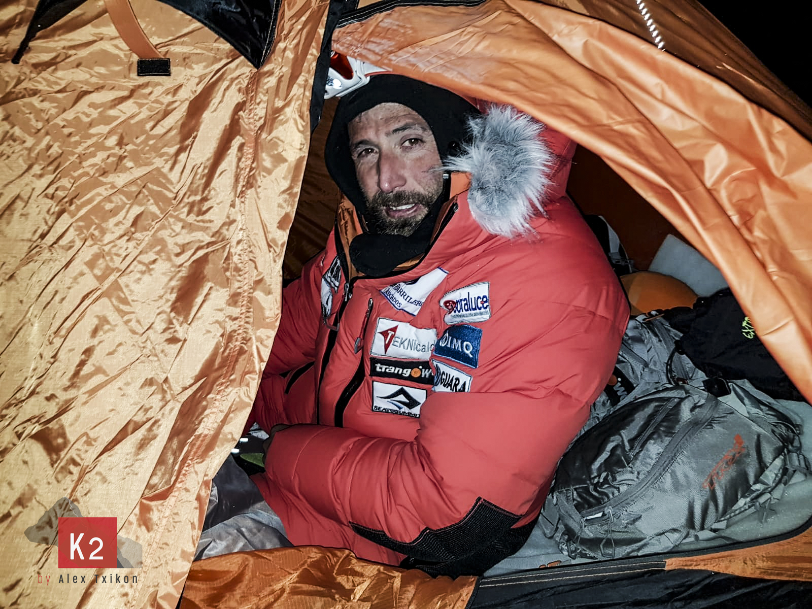 ALEX TXIKON EXPEDICIÓN K2 INVERNAL 2019. VIDEO, FOTOS Y BALANCE PERSONAL DE ALEX.