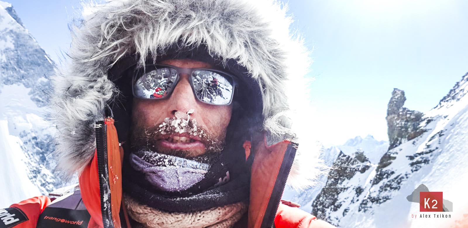 K2 Invernal 2019: La expedición Alex Txikon padece  VIENTOS HURACANADOS a 5.000m EN EL CAMPO BASE DEL K2 INVERNAL