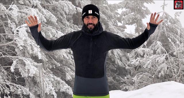 RAB ALPHA FREAK PULL-ON: CHAQUETA HÍBRIDA para actividades de montaña invernal. Análisis y comparativa  por @cercedillatrail