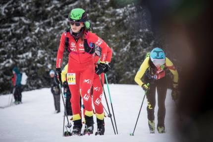 esqui de montaña mundial 2019 vertical
