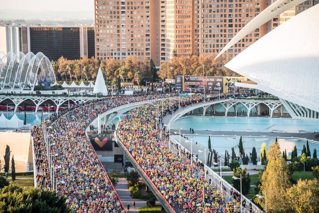 Maratón Valencia 2019: Nuevo reglamento con sanciones para tramposos. Una desgraciada necesidad en las carreras populares.