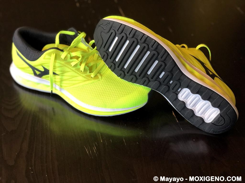 Mizuno Wave Polaris: Nuevas zapatillas running, para correr y uso diario por 100 euros. Análisis técnico, por Mayayo.