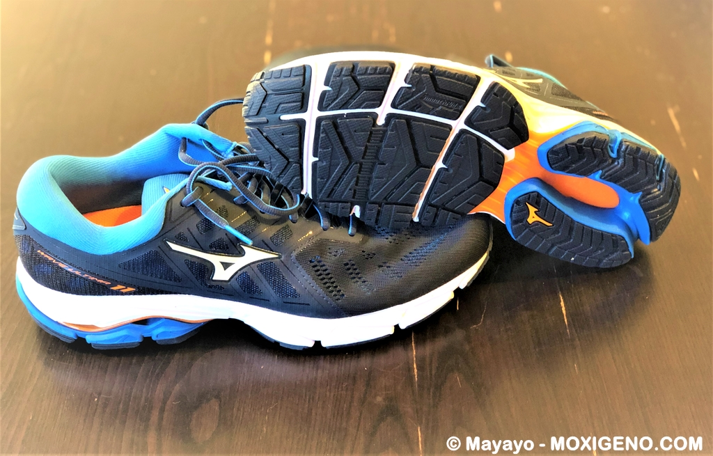 zapatillas mizuno wave ultima 11 original