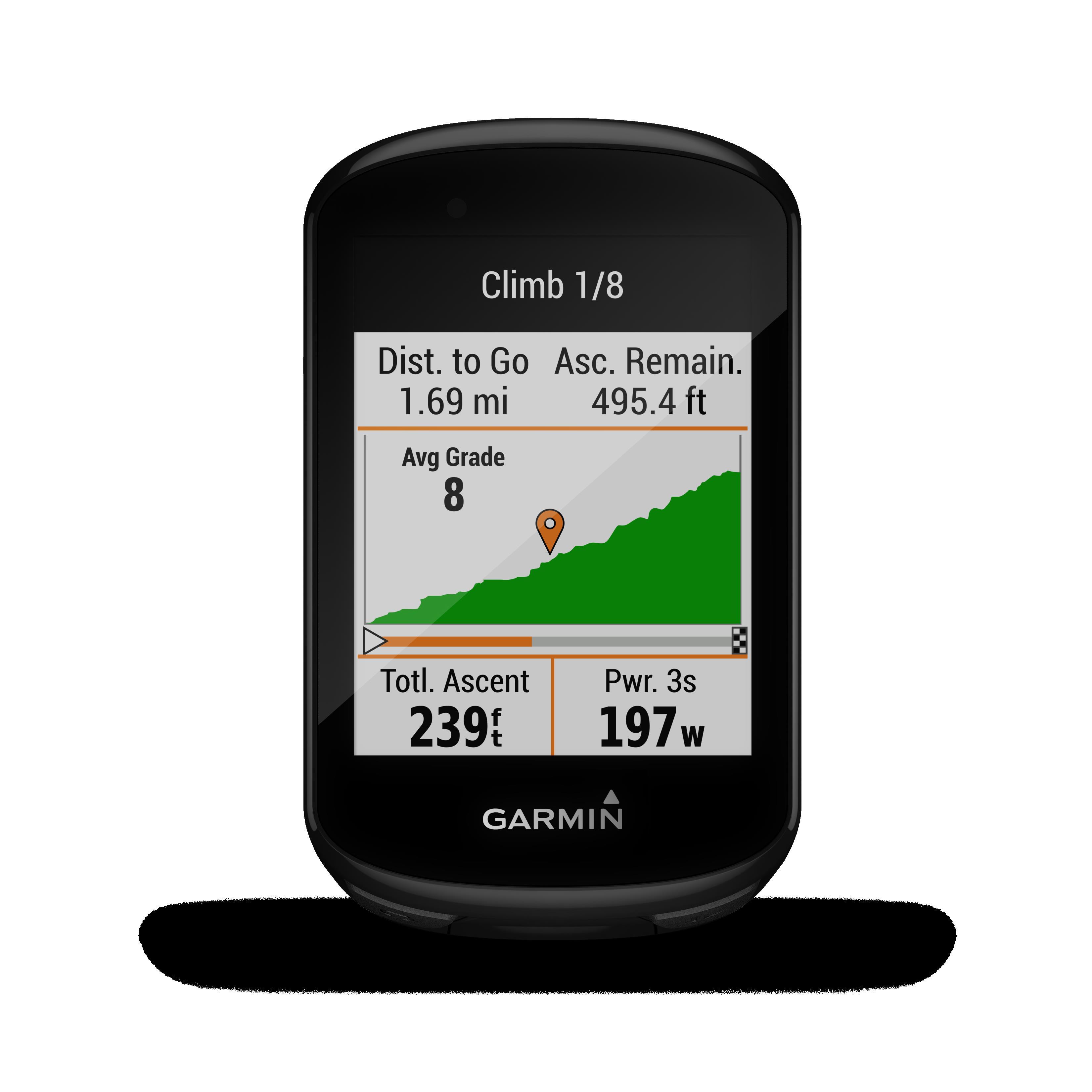 Garmin Edge 530 y 830: Gps ciclismo 20h batería, más nuevas funciones y conectividad ampliada.