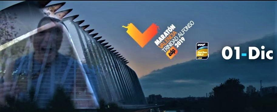 Maratón Valencia 2019: Video oficial. Objetivo 25.000 corredores en Valencia, ciudad del running. Video oficial