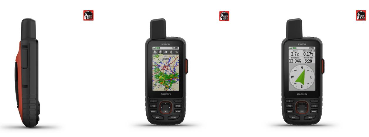 GARMIN GPSMAP 66I: GARMIN LANZA UN NUEVO NAVEGADOR DE MANO CON TECNOLOGÍA INREACH