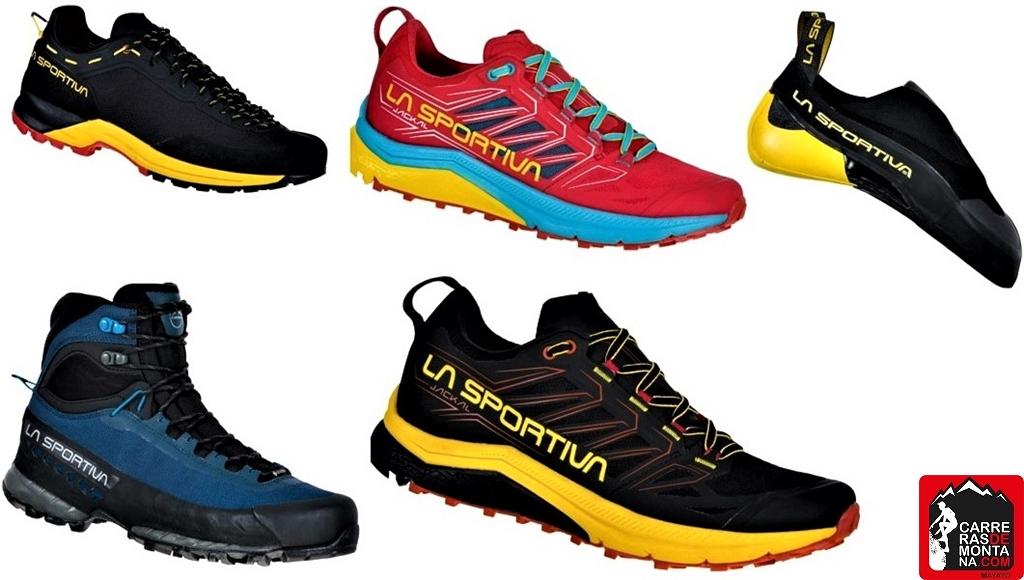 La Sportiva 2020: Novedades Senderismo, botas montaña, pies de gato y zapatillas trail. TX Guide, Trophy, Jackal y más..
