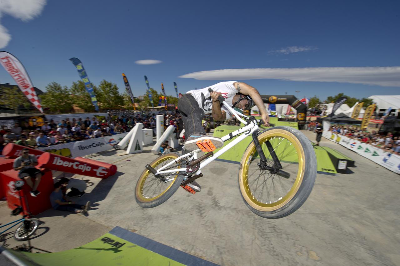 FESTIBIKE 2019 SE CELEBRARÁ EN LAS ROZAS (13-15SEP): 206 marcas confirmadas. Listado completo de actividades: Cicloturismo, BTT, Gravel, BMX, expo, competición y más.
