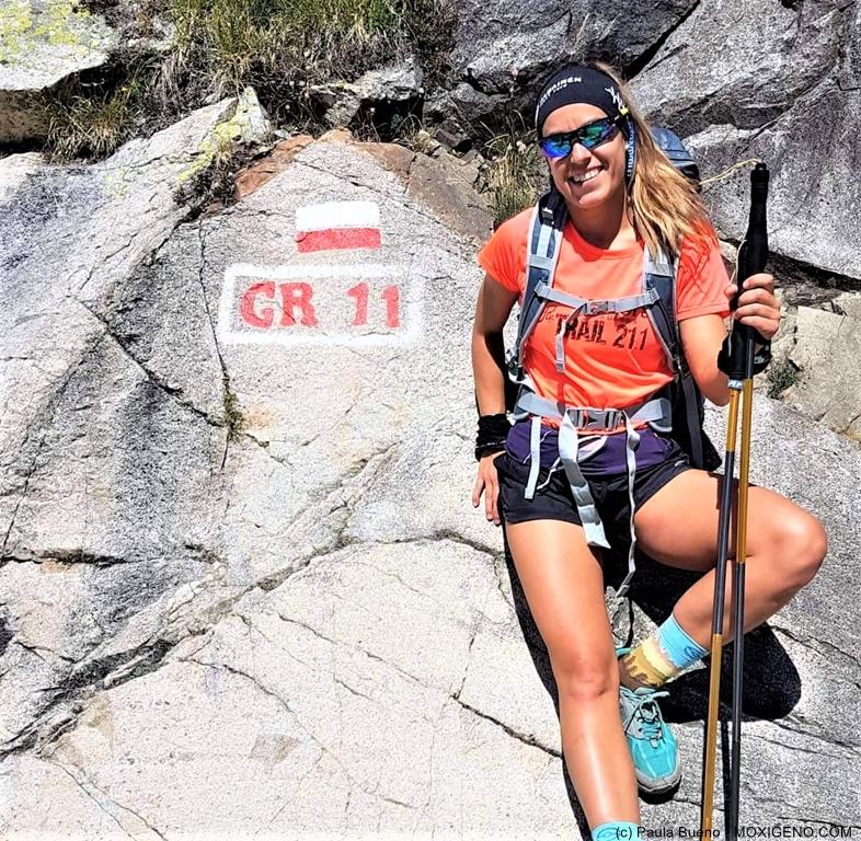 Rutas Pirineo Aragonés: Travesía GR-11 Transpirenaica. Embalse La Sarra a Torla en cuatro etapas, por Paula Bueno.