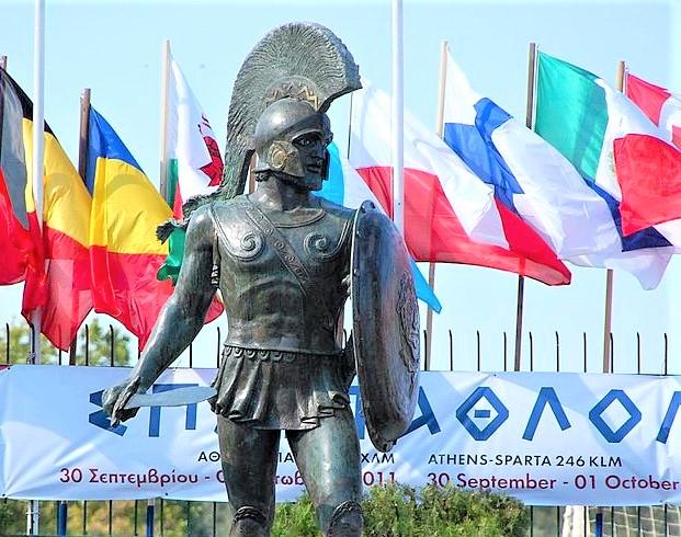 Spartathlon 2019: Mito y leyenda del ultrafondo mundial. 246km de Atenas a Esparta. Historia y Previa 2019 con 33 hispanos en carrera (12ESP, 12ARG, 5MEX, 3BRA)