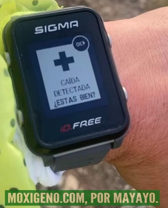 SIGMA ID FREE: RELOJ GPS, SOLIDO, FIABLE Y BARATO (170€) Prueba a fondo, por Jorge Sabugo.