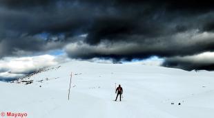 estacion esqui nordico hautacam pirineo frances mayayo (48)