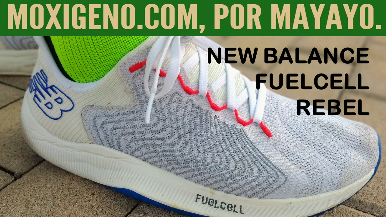 NEW BALANCE FUELCELL REBEL: Zapatilla Voladora (208gr/drop6mm). PRUEBA A FONDO +200KMs.