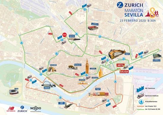 Recorrido_Zurichmaratonsevilla_2020 MAYAYO