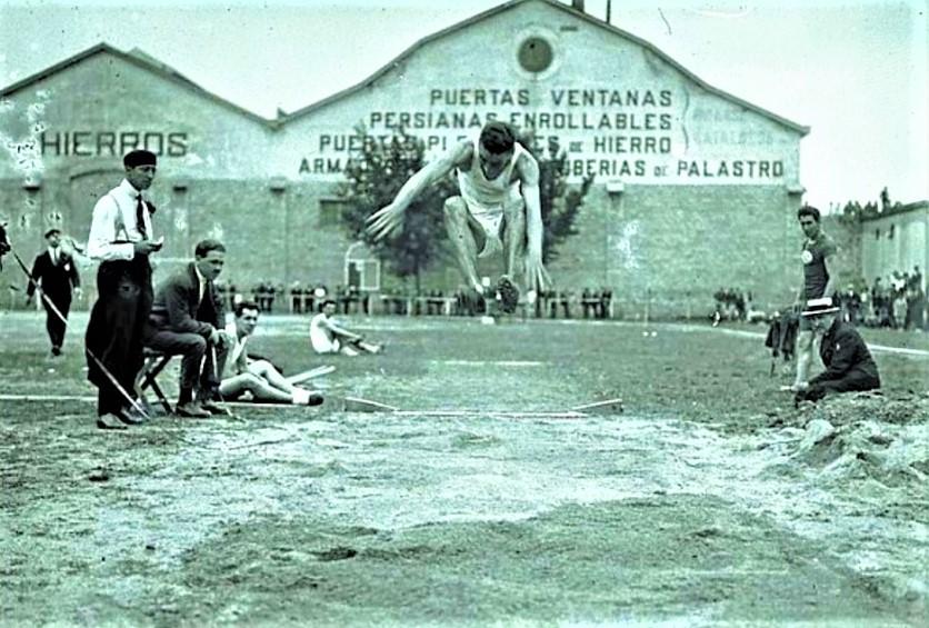 PIONEROS DEL ATLETISMO ESPAÑOL: CARRERAS Y CLUBES 1898-1917. DEL PEDESTRISMO AL ULTRA TRAIL.
